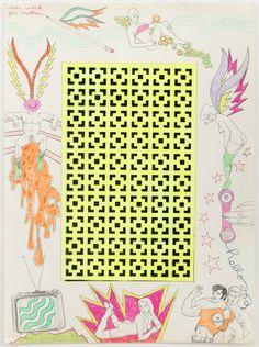 "Robert Smithson. ""Pop"" Survey of Smithson's work, James Cohan gallery, Nov 21, 2015- Jan 17, 2016."