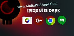 Iride UI is Dark - Icon Pack v2.02 Apk   Welcome to Iride UI is Dark! The new version of Iride UI !! This new version is inspired by the new operating system from Google will bring on your device all the beauty of Lollipop with a dark style! FEATURES  3780 full HD icons  490 Colorful icons  70 Drawer icons  30 Cloud wallpapers(Muzei support)  Dynamic Calendar  Search icons tool  Widget clock  Request icons tool  Premium request icons tool  Weekly updates  COMPATIBILITY  Custom Lauchers(Nova…