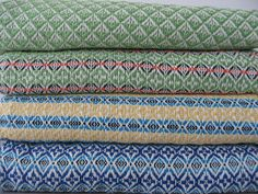 100% cotton throws. Made in Portugal