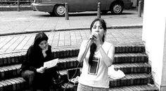 <<Los convocamos este #Jueves 19 de marzo del 2015 asistir a nuestro GRITO DE INSURGENCIA Y EMPODERAMIENTO que se realiza por la oposición a la violencia sexual, oposición a la indiferencia sobre los hechos que han ocurrido dentro de nuestra universidad Javeriana y por la insistencia de la memoria. POR UNA VOZ UNIDA, JUNTOS NUESTRO ECO ES MÁS FUERTE. Vamos a cantar una canción que nace a partir de esa experiencia dentro del contexto universitario: <<Despegas>>.