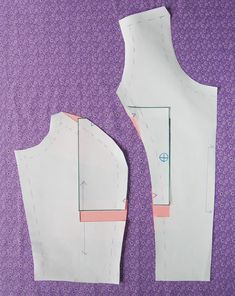 How to Easily Adjust the Apex on Any Bodice Sewing Pattern