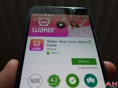 'Waker' Alarm App Can Talk You Into Getting Out Of Bed | Drippler - Apps, Games, News, Updates & Accessories