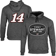 Tony Stewart pullover hoodie!! I WAN THIS FOR THE FALL! :D