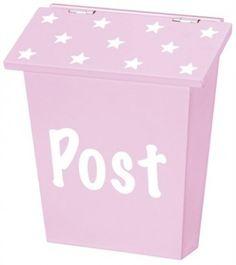 Villa 31 - Postilaatikko - Star pink - Sisustus - Bellapuoti verkkokauppa