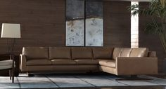 American Leather Flynn Sofa Living Room Modern, Living Room Designs, Living Rooms, Luxury Furniture Stores, Sectional Sofa, Sofas, Mid Century Modern Furniture, Fabric Sofa, Living Room Furniture