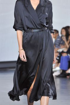 Jason Wu at New York Fashion Week Spring 2015.