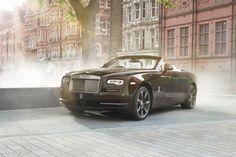 Rolls-Royce Dawn Mayfair Edition Features A Unique Copper Dashboard