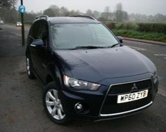 Mitsubishi Outlander 24 4WD Mitsubishi Outlander, Specs, Photo Galleries, Asian, Cars, Vehicles, Photos, Dreams, Pictures