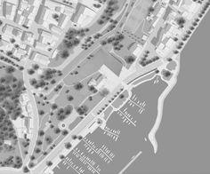 Umarmung aus Beton - Wettbewerb für Museum am Genfer See entschieden