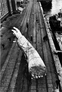 Il avait le bras long mais apparemment pas assez long... / Josef Koudelka