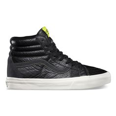 Product: Leather Sk8-Hi Reissue CA