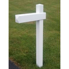Cook Products Handy Sign Mailbox Post Sleeve - COOK007