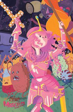 Adventure Time: Marceline Gone Adrift #01