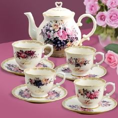 Tea set - I have this set.