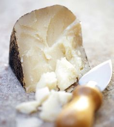 Pecorino Romano ♥ this is delicious with jam of your choice and fruit