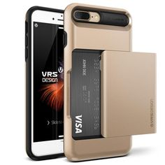 VRS Design Apple iPhone 7 Plus Case - Damda Glide Series #Champagne #Gold