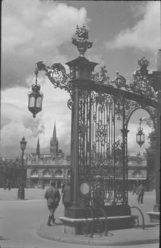 Paris im Sommer, 1940