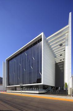 Edificio Educacional Universidad del Pacifico / Metrópolis