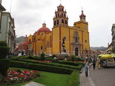 Guanajuato, Mexico. One of my most favourite places in the world