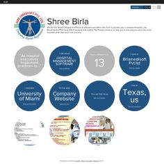 Graphical bio: Shree Birla Norwalk Ohio, University Website, Corporate Presentation, Food Safety, Twitter, Challenges, Food Industry, Grandchildren, Searching