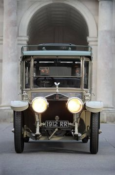 Classic Rolls-Royce Silver Ghost Auctioned For Record Breaking USD 7.1 Million