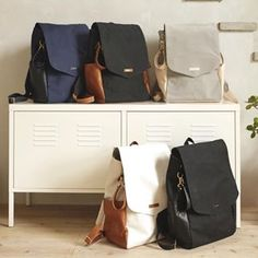 Leader Bag Co | Introducing Our Signature Diaper Bag Backpack