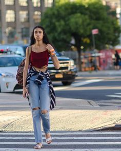 STYLESEER Mom Jeans, Girly, Classy, New York, Street Style, My Style, Sexy, Pants, Fashion