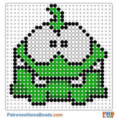 Corta la Cuerda plantilla hama bead. Descarga una amplia gama de patrones en formato PDF en www.patroneshamabeads.com