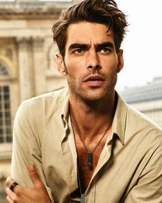 Jon Kortajarena is the Face of Messika Spring Summer 2018 Collection – MM Scene : Male Model Portfolios : Male Models Online Jon Kortajarena, Fringe Haircut, Men Photography, Poses, Layered Haircuts, So Little Time, Hair Lengths, New Hair, Male Models