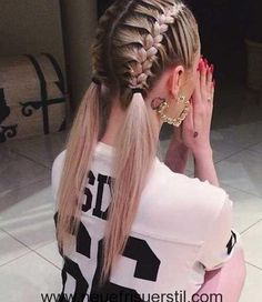 40 Wow-Frisur Ideen Für Frauen, Sind Einfach Und Doch Edel - Neue Friseur Stil