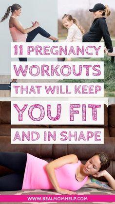 11 Pregnancy Workouts