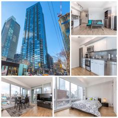 New Listing! Book a showing today! 2BR Luxury Condo Downtown Toronto $589,000 MLS#:C3426174 #ForSale #SearchRealty