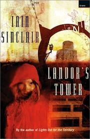 'Landor's Tower' by Iain Sinclair.  The detail I remember from this, is one person complaining that he worked irregularly because he was a fictional character.