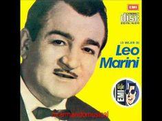 LO MEJOR DE LEO MARINI - 16 BELLOS BOLEROS - DISCO COMPLETO.-