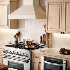 Diy Hood Range, Range Hood Cover, Wall Mount Range Hood, Boho Kitchen, Kitchen And Bath, Diy Kitchen, Kitchen Ideas, Wood Hood Vent, Kitchen Vent Hood