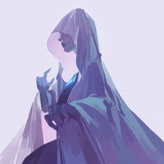 Blue Diamond ||| Steven Universe Fan Art by vonnabeee on Tumblr
