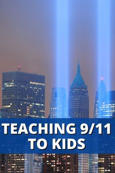 Teaching kids about 9/11 with American History lessons, 9/11 Heroes, Remember September 11th activities and more (with September 11 lesson age recommendations and talking with children about 9/11 tips). #September11 #lessonplans #historylessons #homeschooling #fallactivities Teacher Lesson Plans, Free Lesson Plans, Preschool Lesson Plans, Lesson Plan Templates, Teaching Reading, Teaching Kids, Learning, 9 11 For Kids, Remembering September 11th