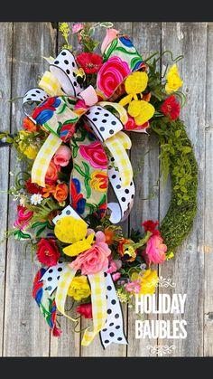 Moss Wreath, Diy Wreath, Grapevine Wreath, Spring Front Door Wreaths, Fall Wreaths, Christmas Wreaths, Floral Centerpieces, Flower Arrangements, Wreath Making Supplies