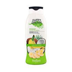 ulei de baie natural cu cocos banane! http://farmona.ro/produs/sweet-secret-ulei-de-baie-exotic-natural-cu-banane-si-cocos