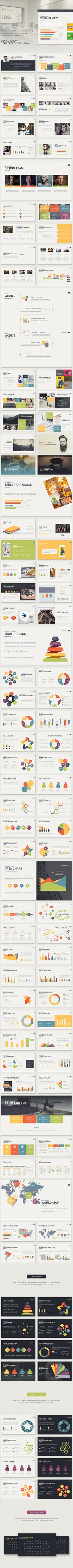 Best Ever Powerpoint Presentation Template Design Slides