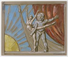 Alexander+Kosolapov+(Russian,+1943)+-+The+Finale+of+World+History,+1975
