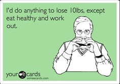 Diets....such a commitment!