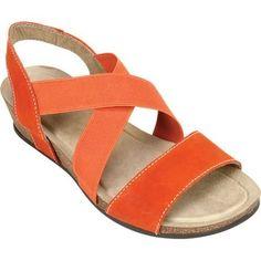 Women's White Mountain Carlisa Wedge Strappy Sandal