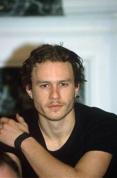 heath ledger     2003 The Order – from shooting /press