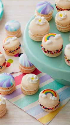 Delicious Cookie Recipes, Yummy Cookies, Yummy Treats, Sweet Treats, Dessert Recipes, Cake Decorating Tips, Cookie Decorating, Baking Cupcakes, Cupcake Cakes