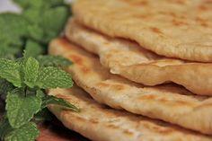 Indian flat Bread (Naan)