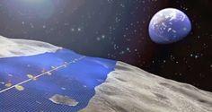 Japoneses planeiam construir um anel solar em torno da Lua que poderá ser capaz de capturar a luz do Sol e enviar energia para a Terra.