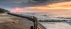This landscape photo was taken from Overstrand beach in Norfolk looking towards Cromer Pier with the sun setting behind it. The image won highly commended in the Societies July 2014 Landscapes competition Cromer, Days Out, Landscape Photos, Image Photography, Norfolk, Competition, Awards, Landscapes, Sunset