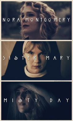 Lily Rabe from American Horror Story || edit by AA