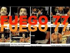 FUEGO 77, Canta Mary Perez, BE MINE